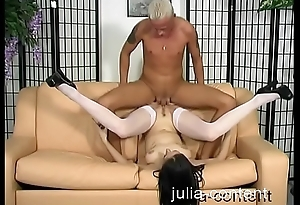 Hot Student fuck on Sex-Couch