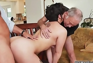 Daddy gag More 200 years be advisable for manhood for this spectacular brunette!