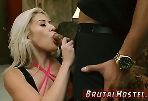 Enema punishment Big-breasted blond hotty Cristi Ann is on vacation