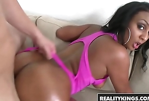 RealityKings - Round and Brown - (Adrianna Knight, Tarzan) - Bad Ass Booty