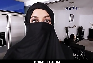 Prexy Arabic Teen Violates Her Religion POV