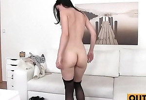 Fit Skinny Partition Seduced by Agent(Anie Darling) 04 vid-07