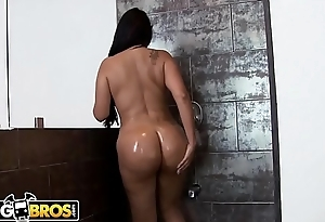 BANGBROS - Colombian Slut Cielo Has A Whole Lot Of Ass and Tits!