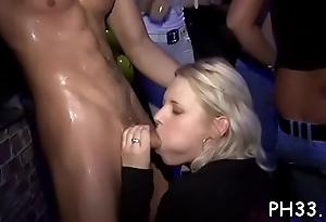 Porn fuckfest party
