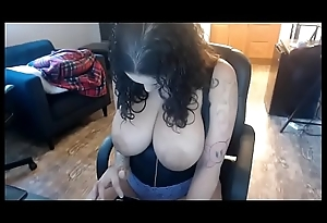 Curvy head spoil got incredible boobs Suffer with see