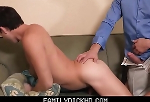 Twink Stepson Angry Fuck From Clog Stepdad Far Muscles