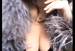 Exclusively sex of a showoff milf in sexy lingerie